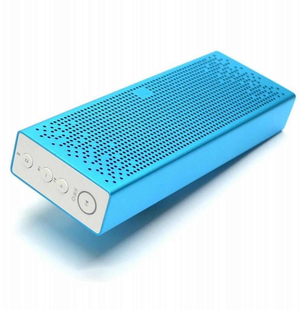 Caixa De Som Portátil Bluetooth Xiaomi Mi SKU-QBH4054US Azul