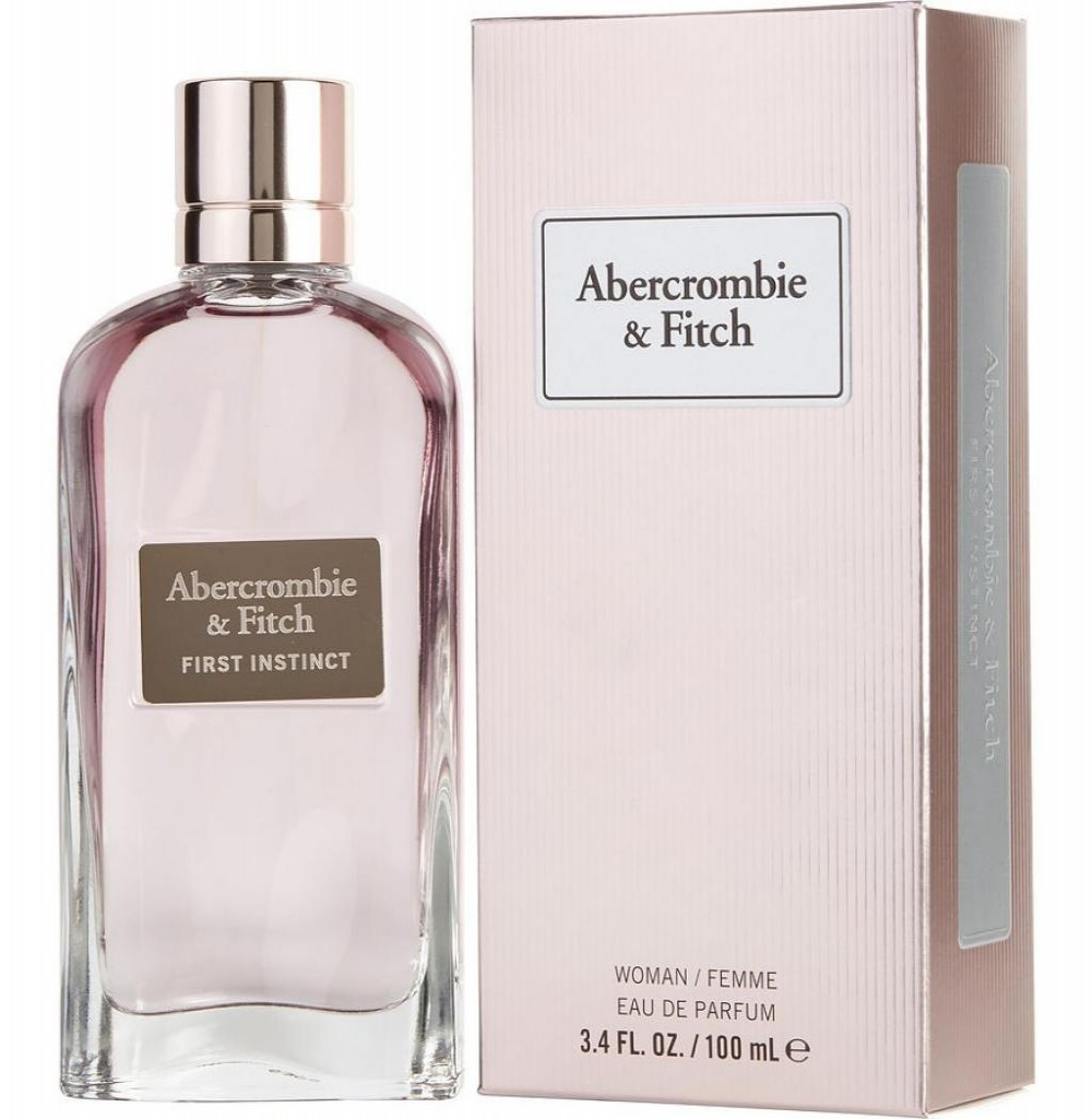 Perfume Abercrombie & Fitch First Instinct Women Eau de Parfum Feminino 100ML