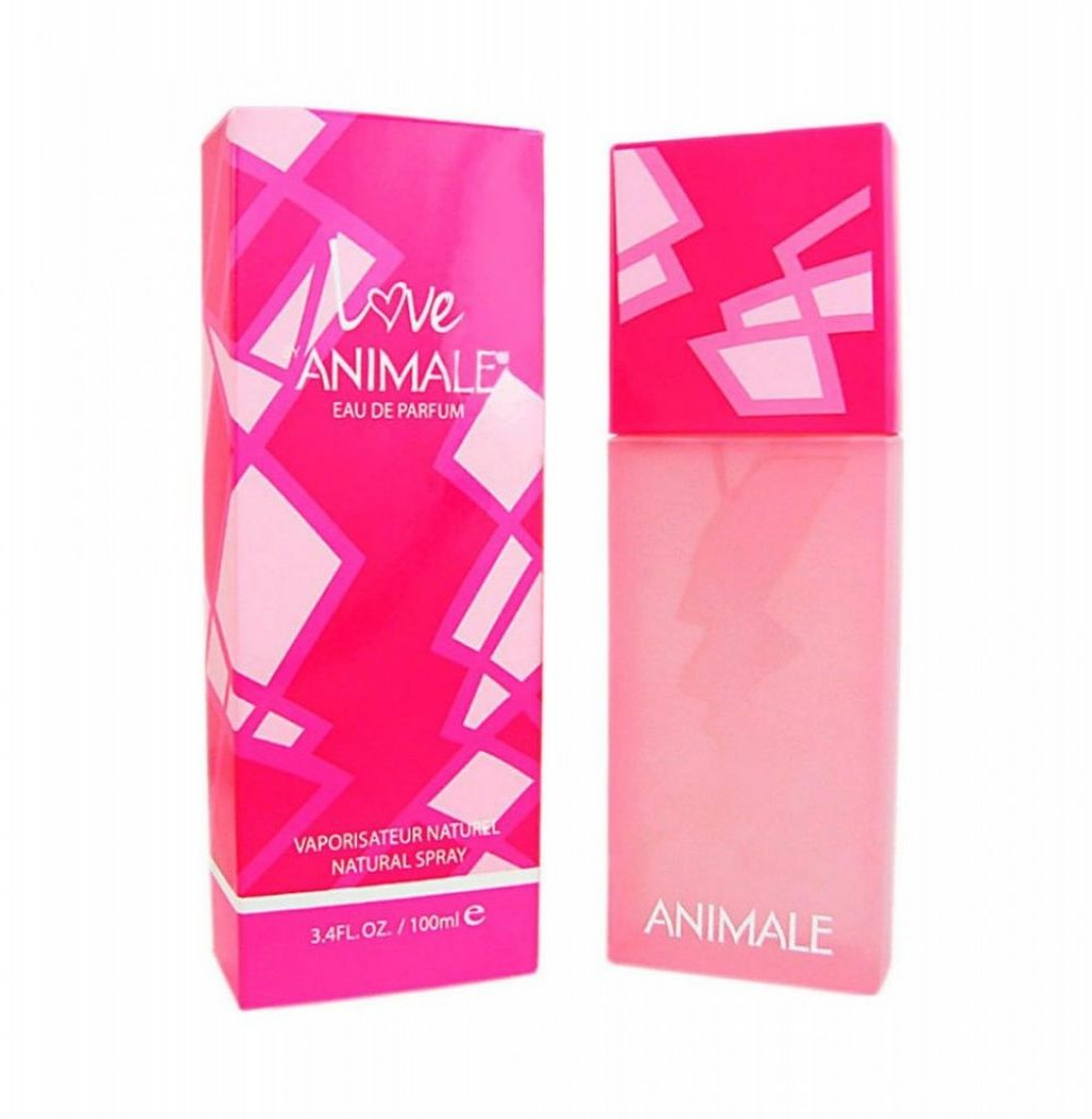 Perfume Animale Love Eau de Parfum Feminino 100 ML