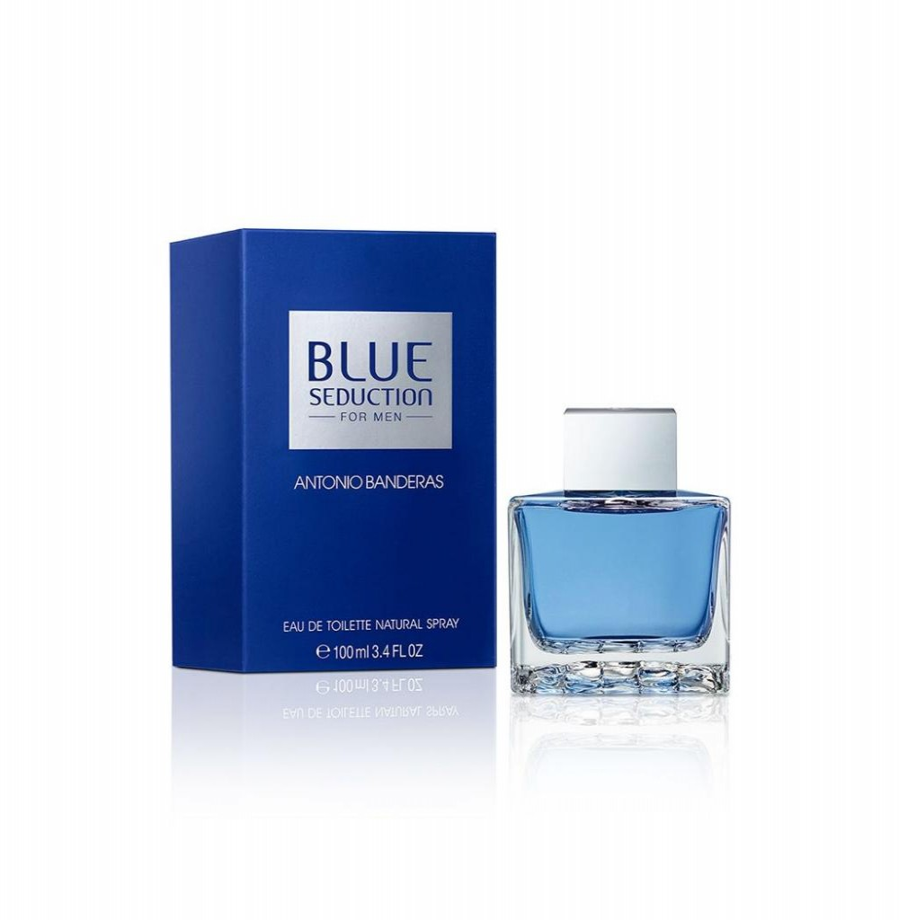 Perfume Antonio Banderas Blue Seduction EDT 100ML