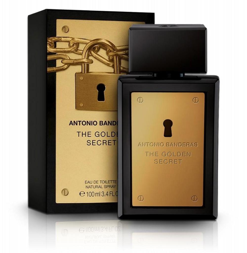Perfume Antonio Banderas The Golden Secret EDT 100ML