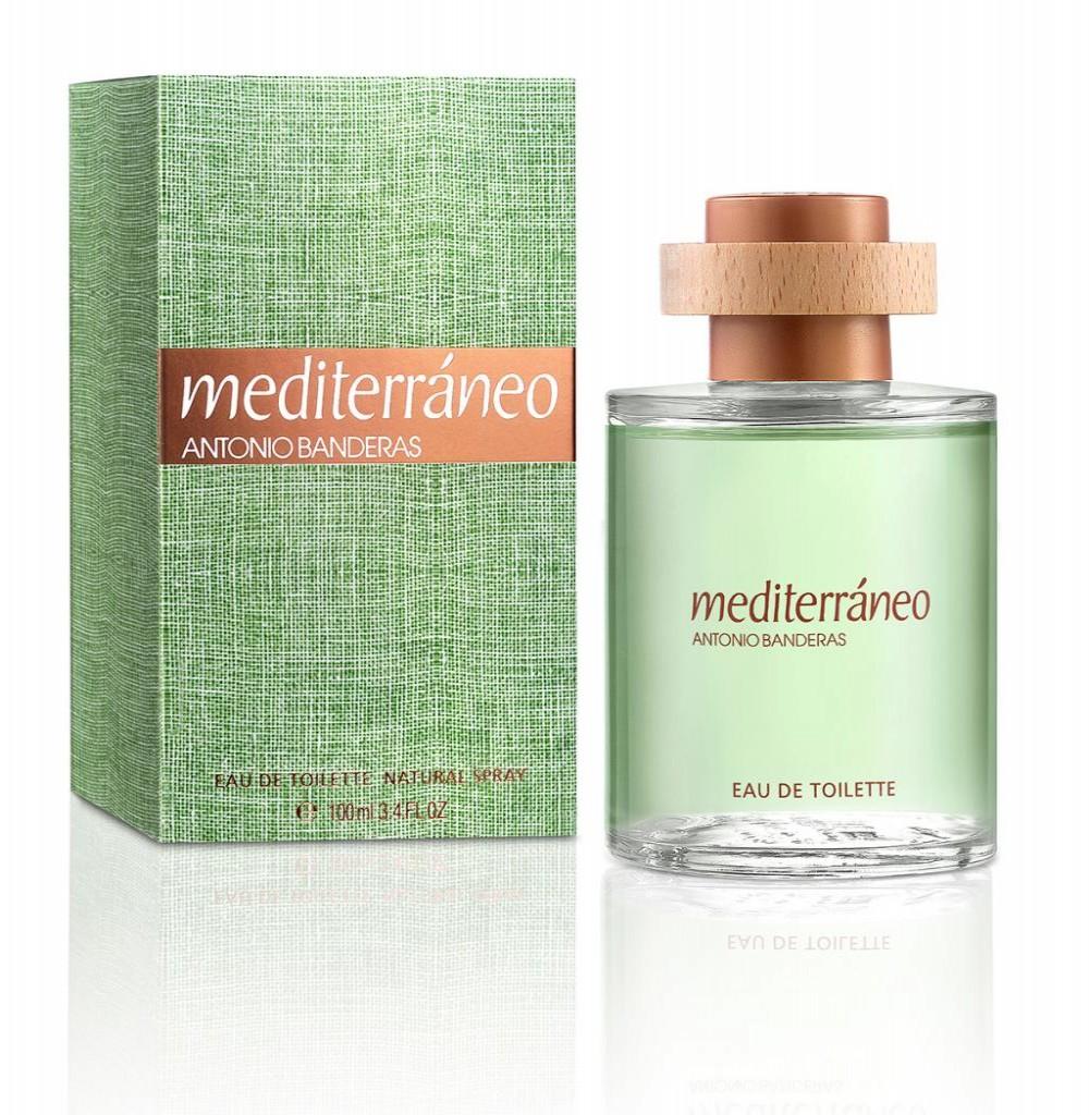 Perfume Antonio Banderas Mediterraneo EDT 100ML