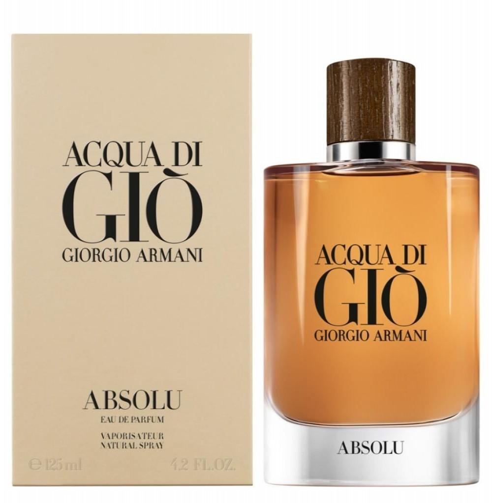 Perfume Giorgio Armani Acqua Di Giò Absolu Eau de Parfum Masculino 125 ml