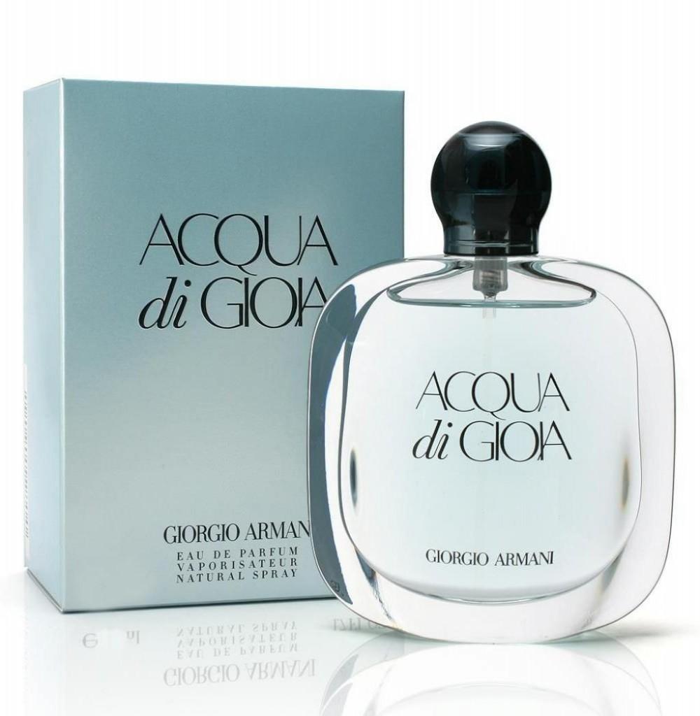 Perfume Giorgio Armani Acqua Di Gioia Eau de Toilette 100ml EDT