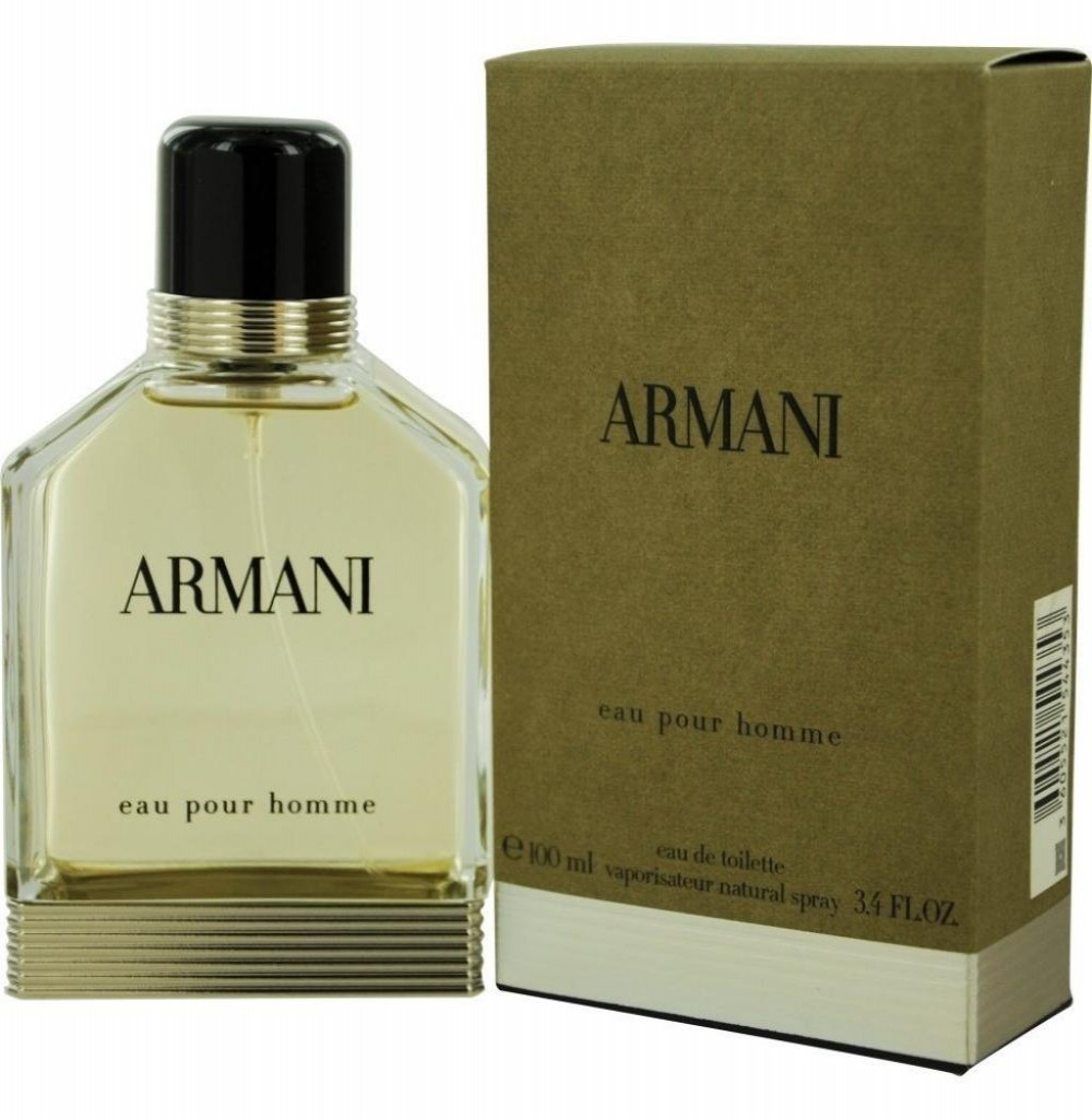 Perfume Armani Tradicional Masculino 100ml