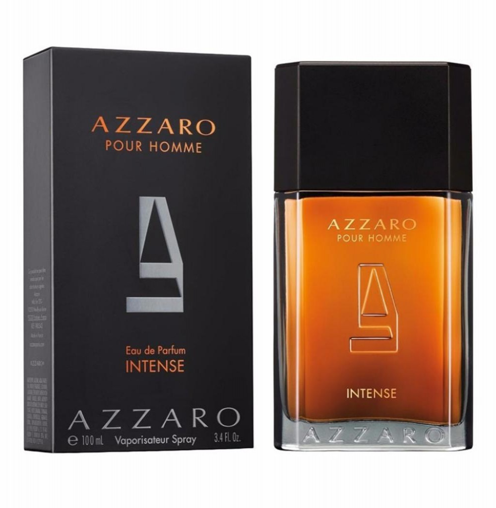 Perfume Azzaro Intense Eau de Parfum Masculino 100 ml