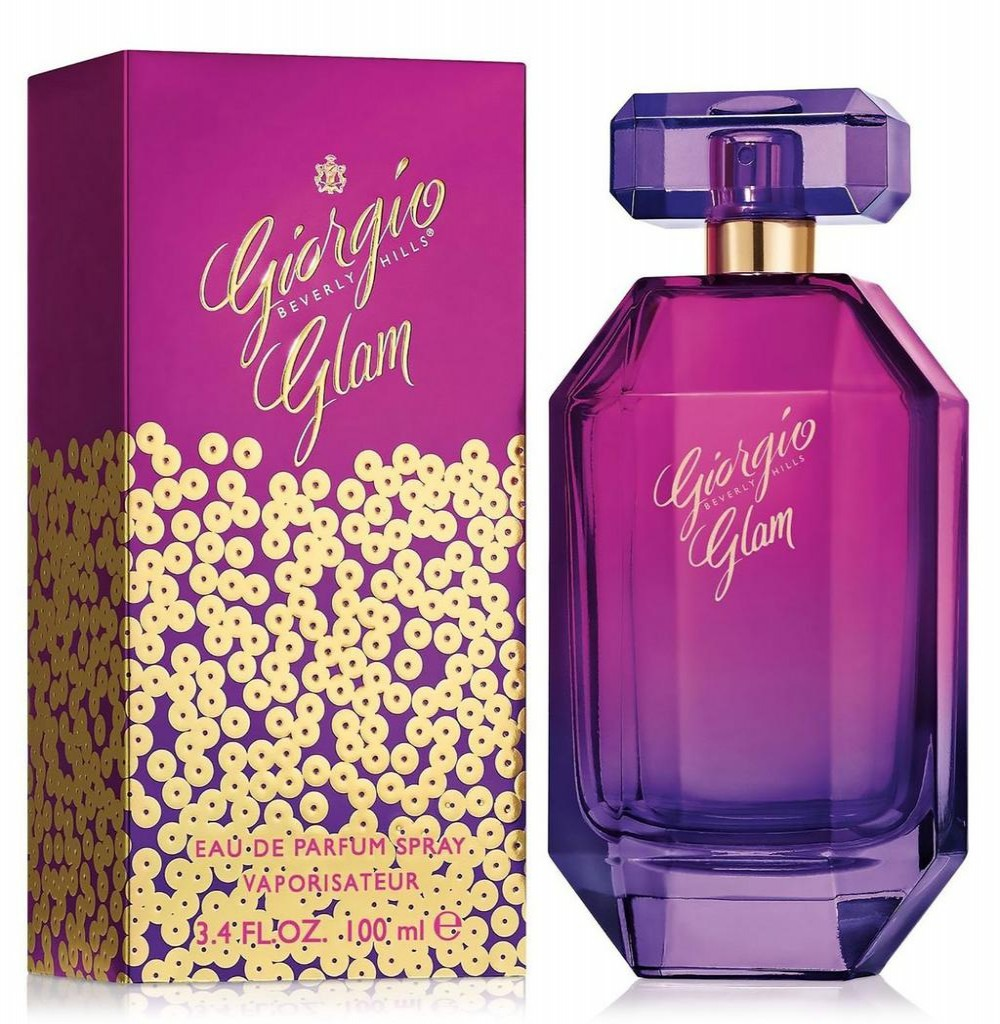 Perfume Glam Giorgio Beverlyhills Eau de Parfum Perfume Feminino 100ml