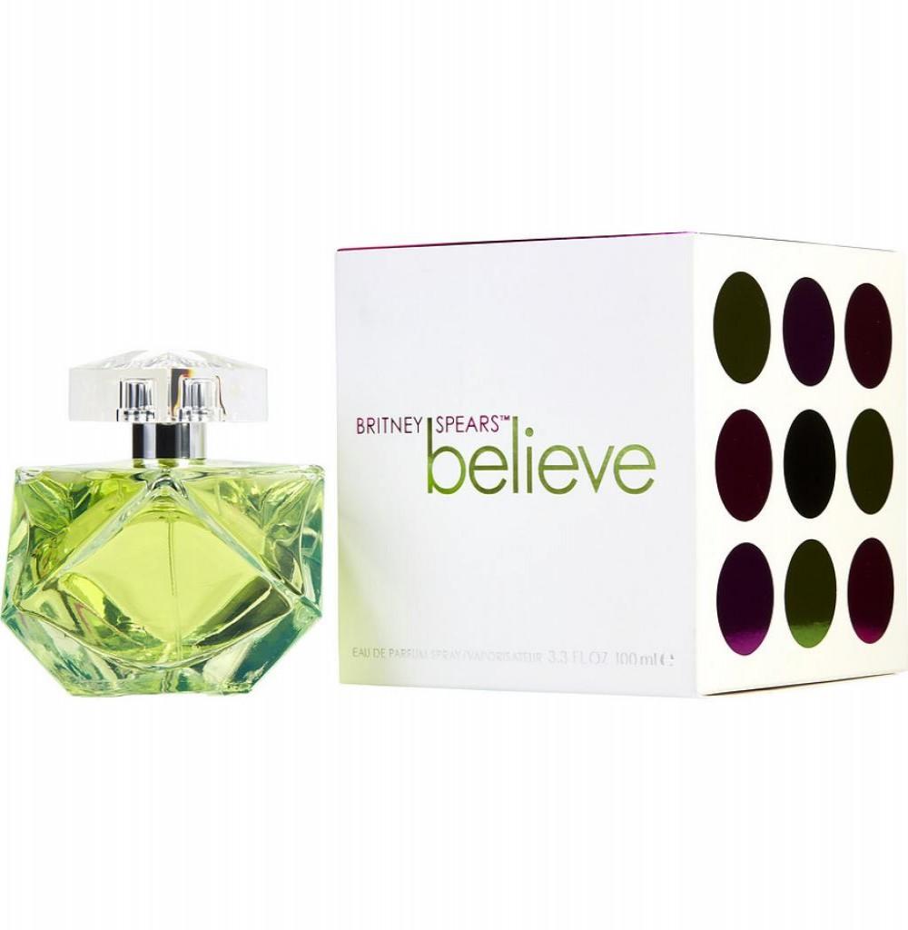Perfume Britney Spears Believe Eau de Parfum Feminino 100ML