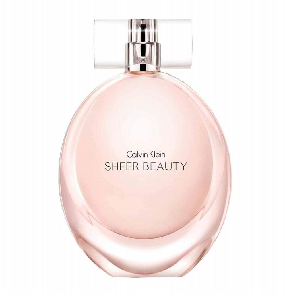 Perfume Calvin Klein Sheer Beauty Eau de Toilette Feminino 100ML