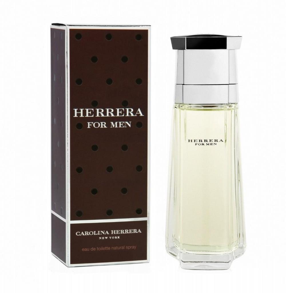 Perfume Carolina Herrera Herrera For Men Eau de Toilette Masculino 100ML
