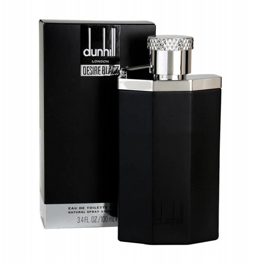 Perfume Dunhill Desire Black Eau de Toilette Masculino 100ML