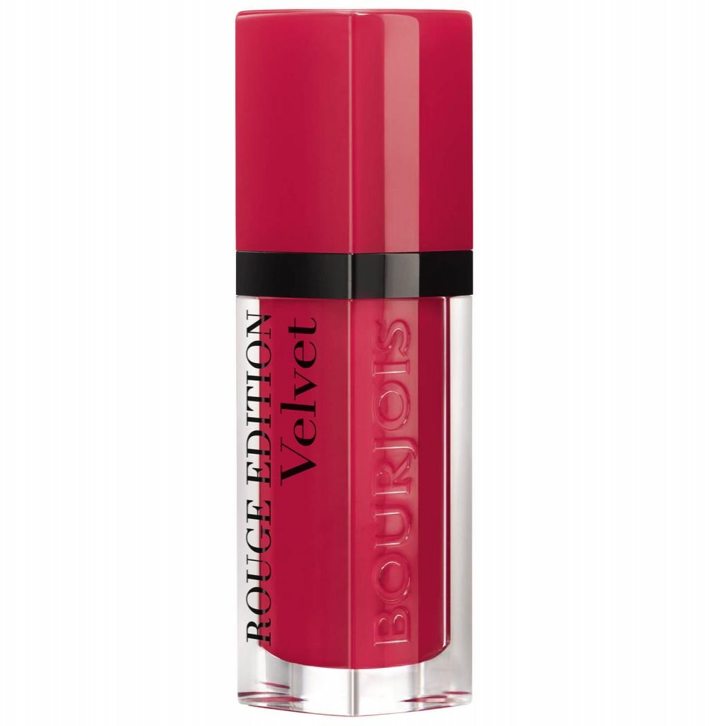 Batom Bourjois Velvet Nro 03 Hot Pepper