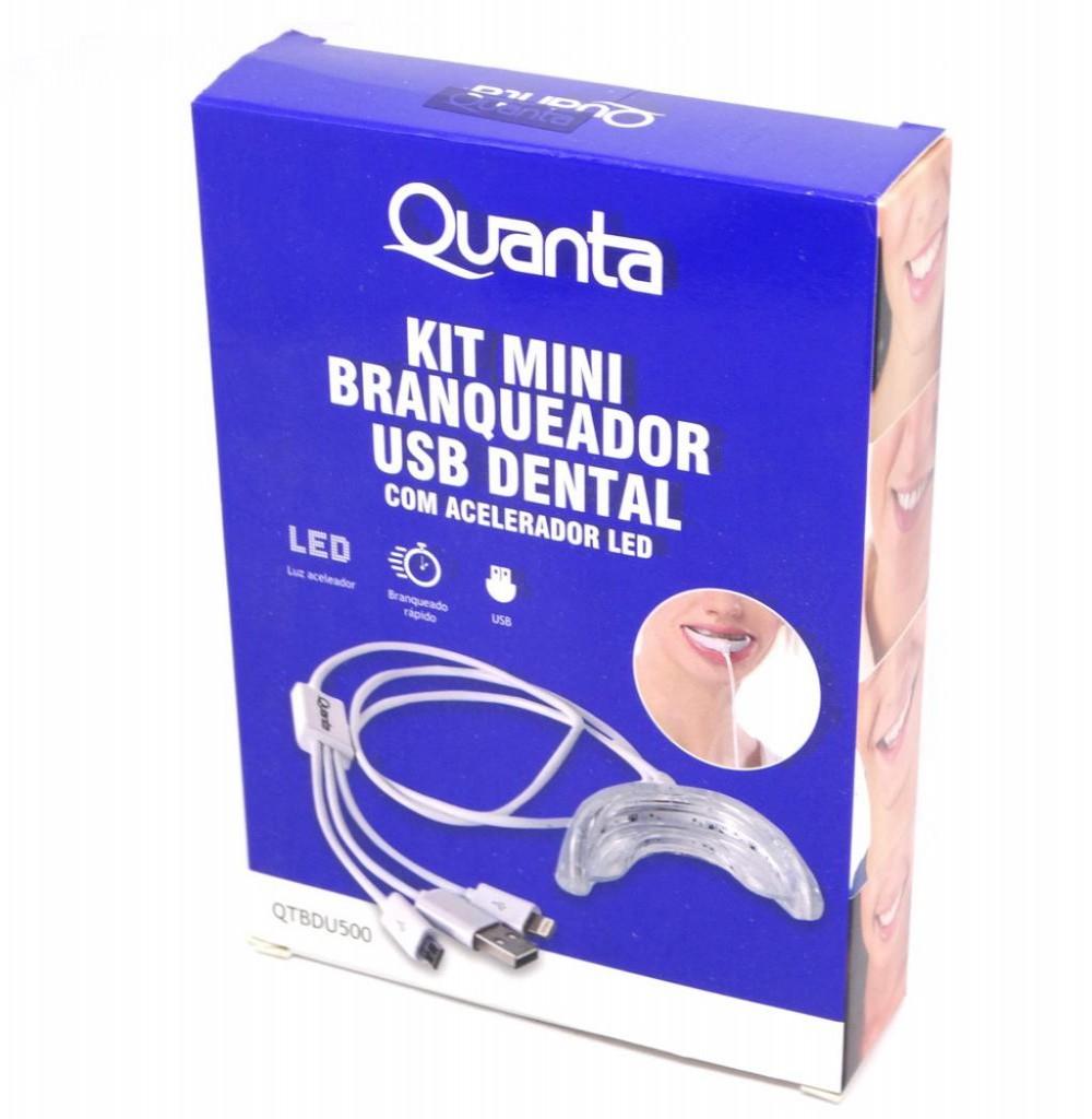 Branqueador Dental USB/Gel