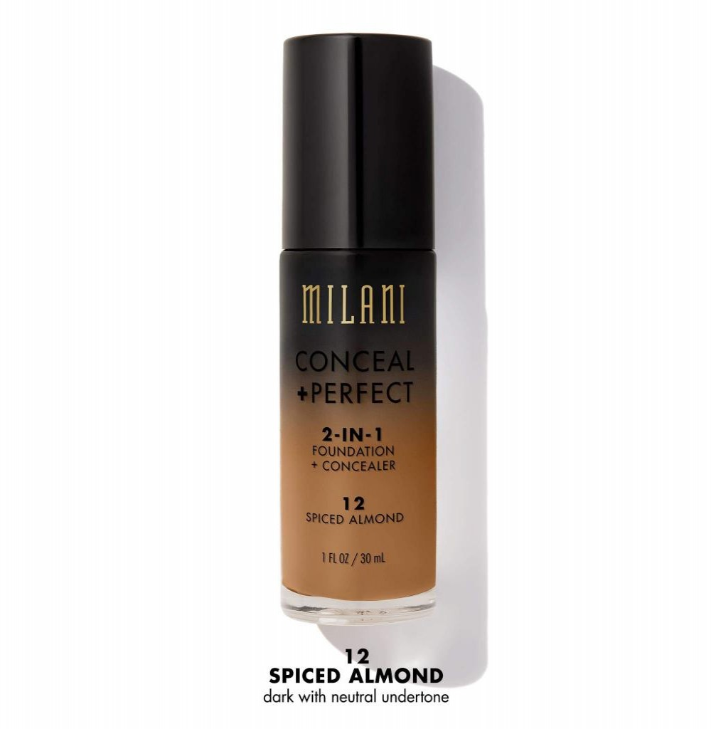 Base Milani Conceal + Perfect 2in1 12 Spiced Almond 30ML