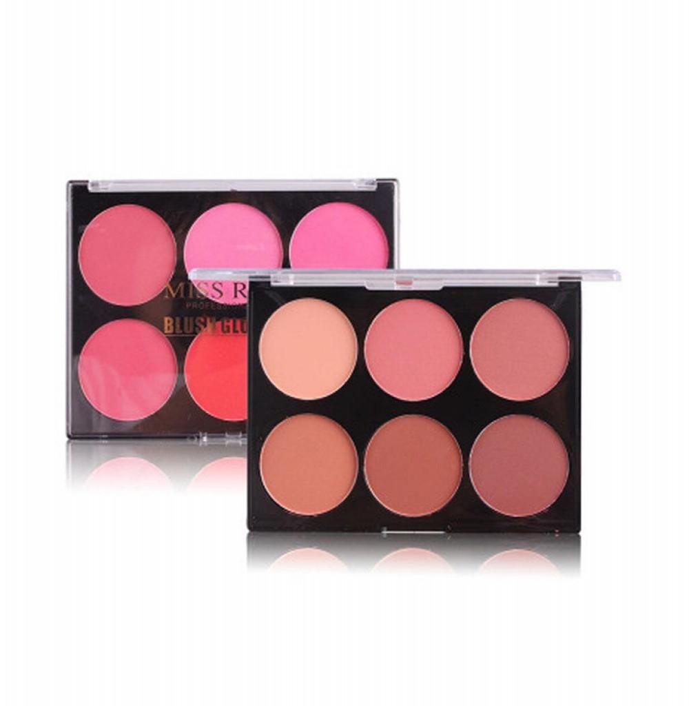 Blush Miss Rose 6 Cores 7004-015N
