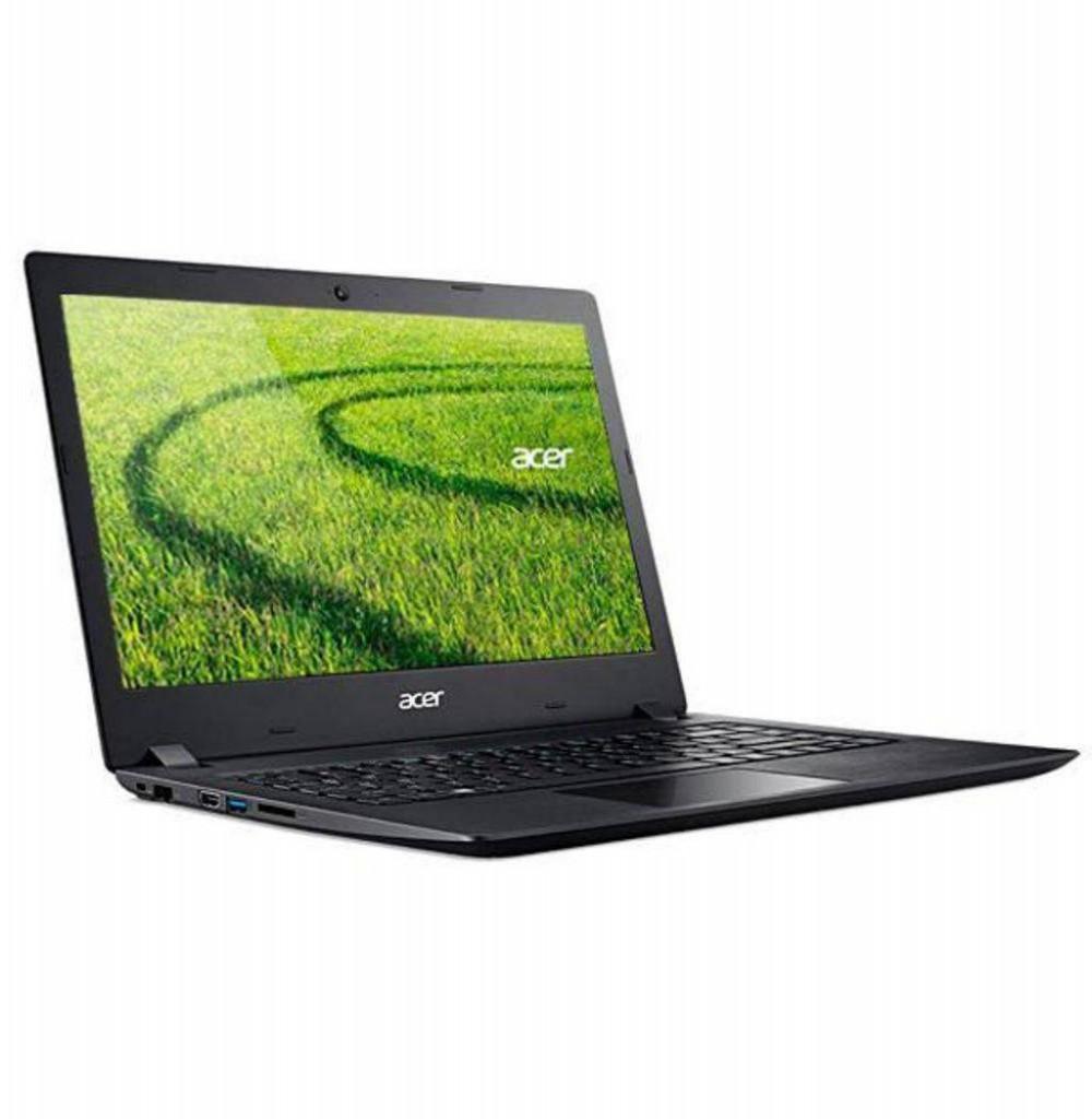 """Notebook Acer Aspire 3 A315-51-5647 Tela 15.6"""" com 2.5GHz/8GB RAM/1TB HD - Preto Linux"""