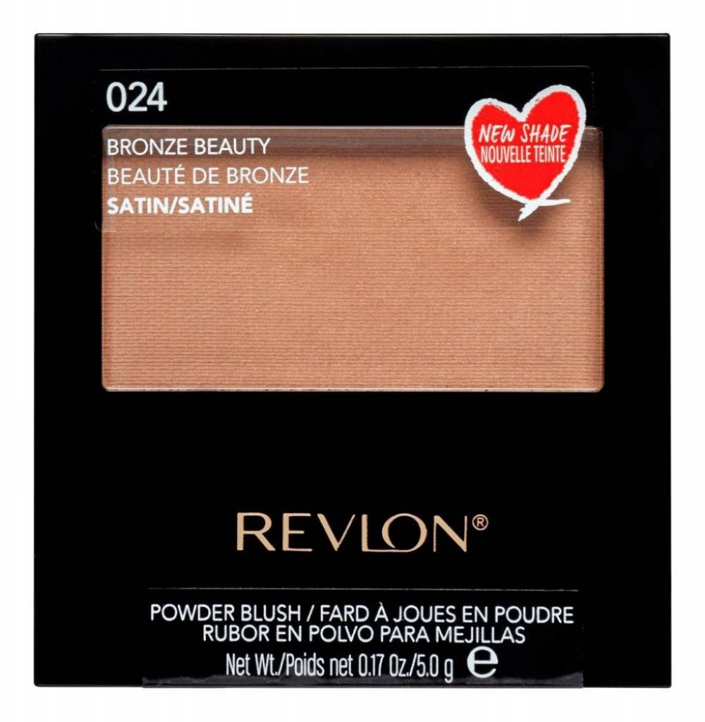 Blush Revlon Powder Blush 024 Bronze Beauty Satin 74784-20