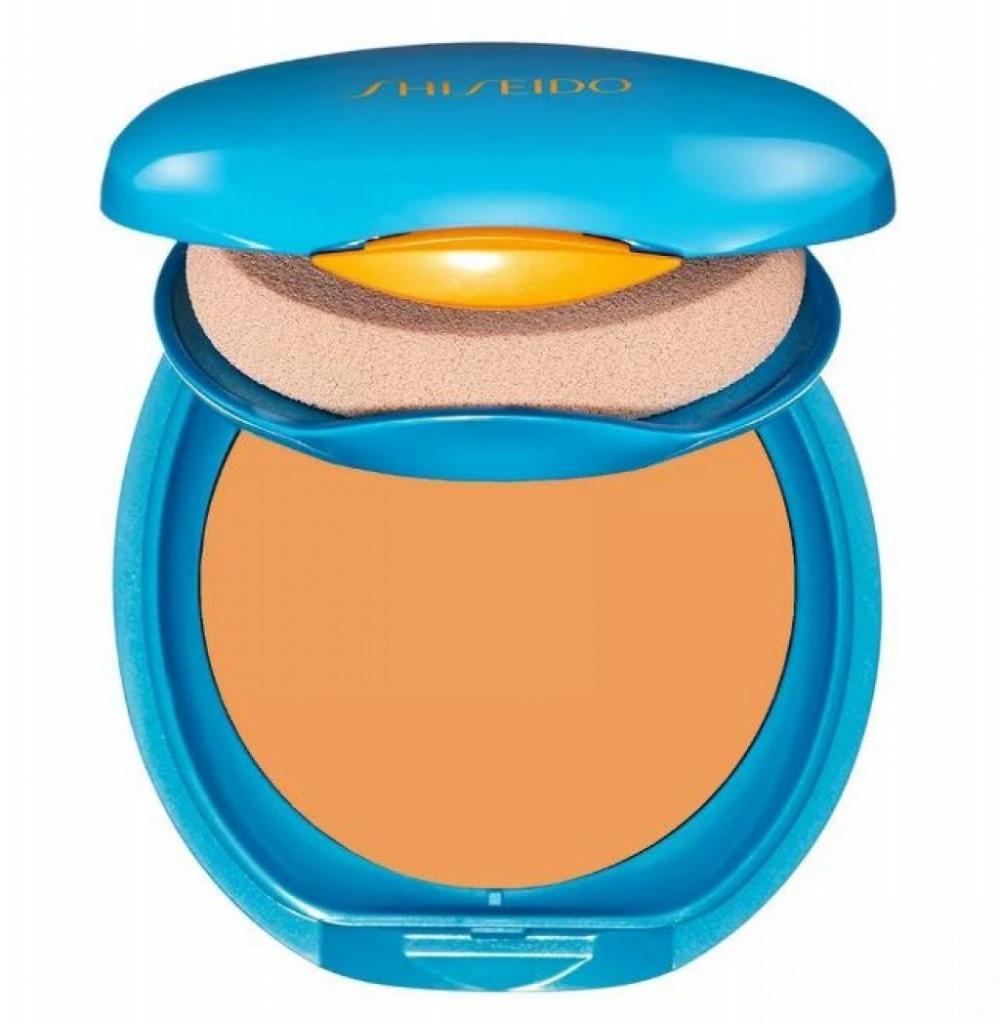 Pó Shiseido Compact SP40 Medium Ochre
