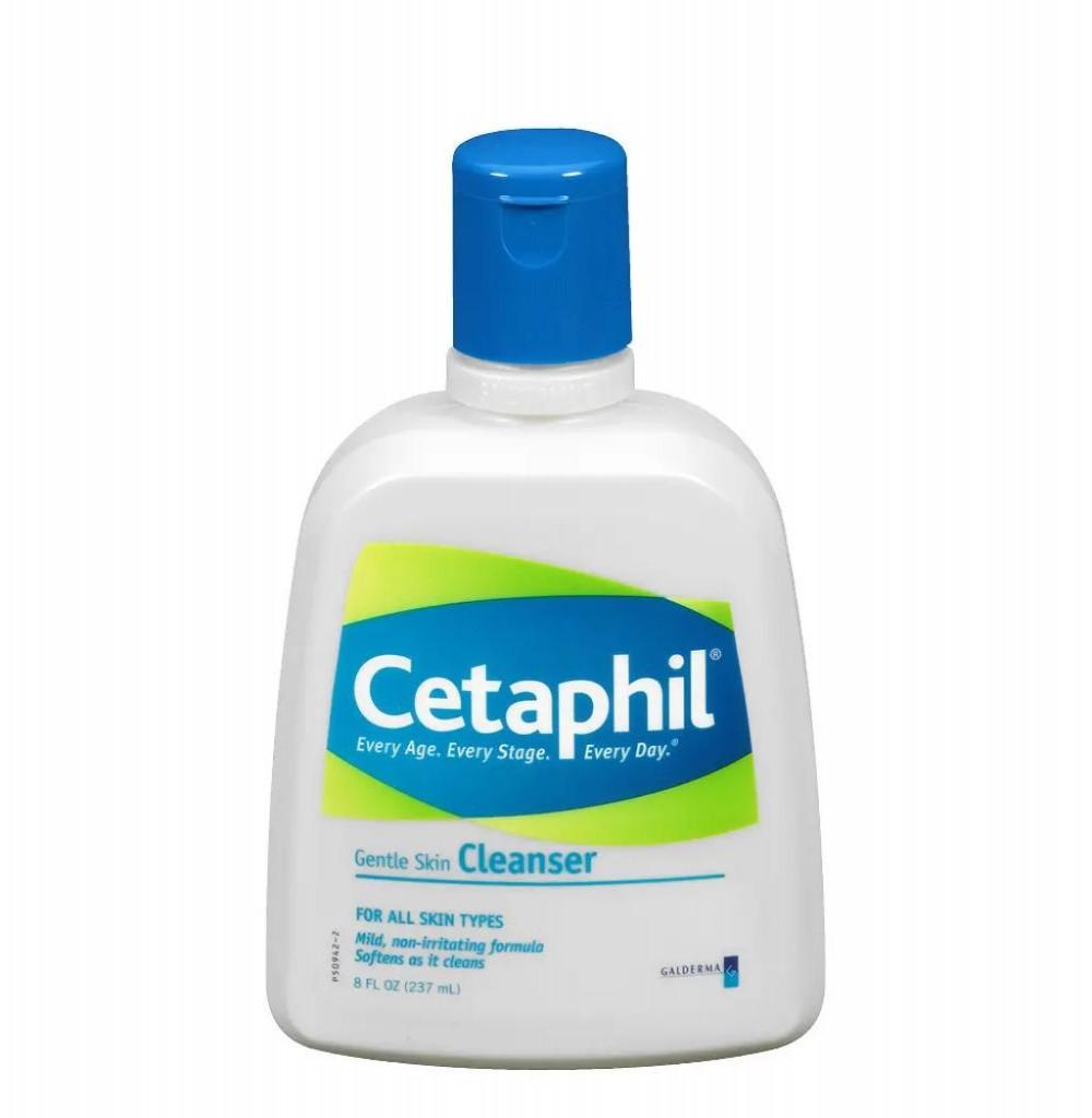 Sabonete Liquido Cetaphil 118ml Gentle Skin Cleanser