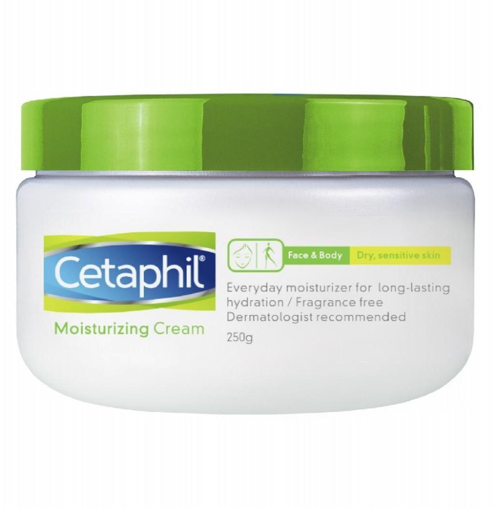 Creme Hidratante Cetaphil Moisturizing Cream Sensitive Skin 250g