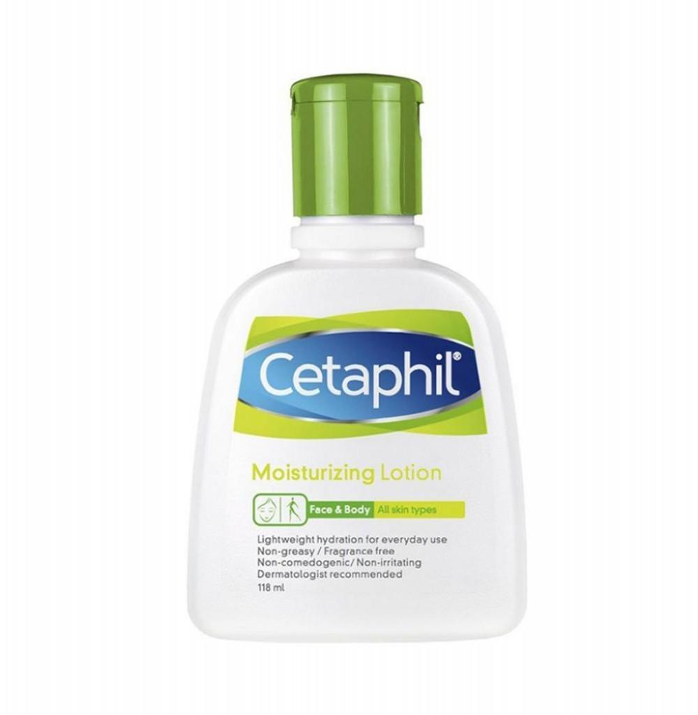 Loção Hidratante Cetaphil Moisturizing Lotion Body & Face 118ml