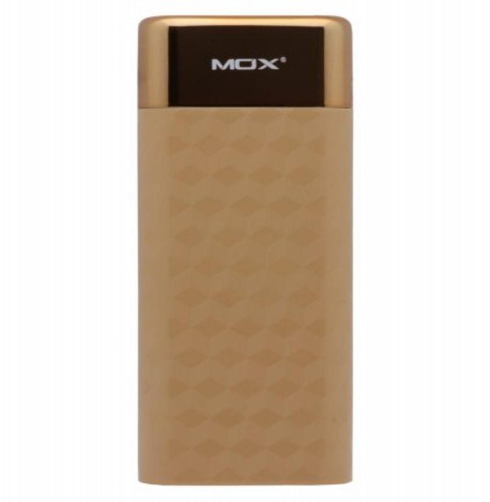 Carregador Portátil MOX P1501 15000MAH Dourado