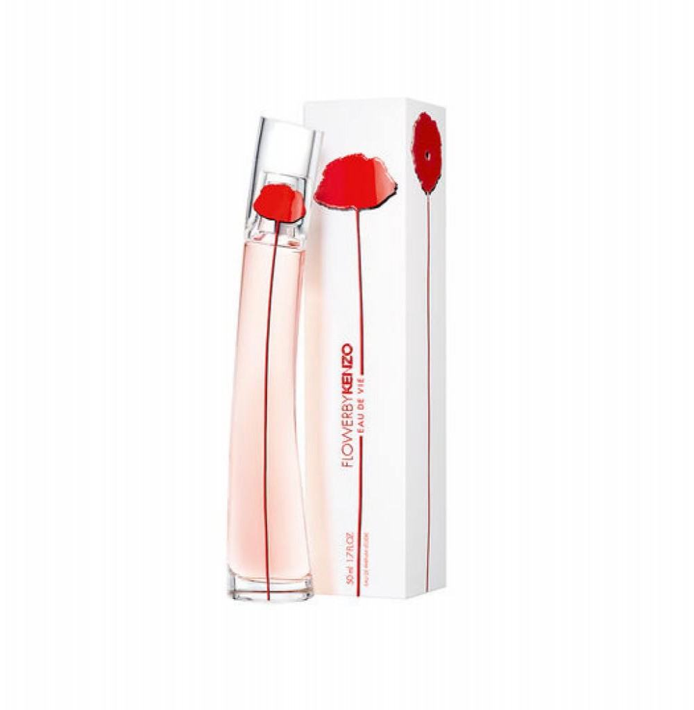 Perfume Kenzo Flower By Kenzo Eau De Vie 100 ML