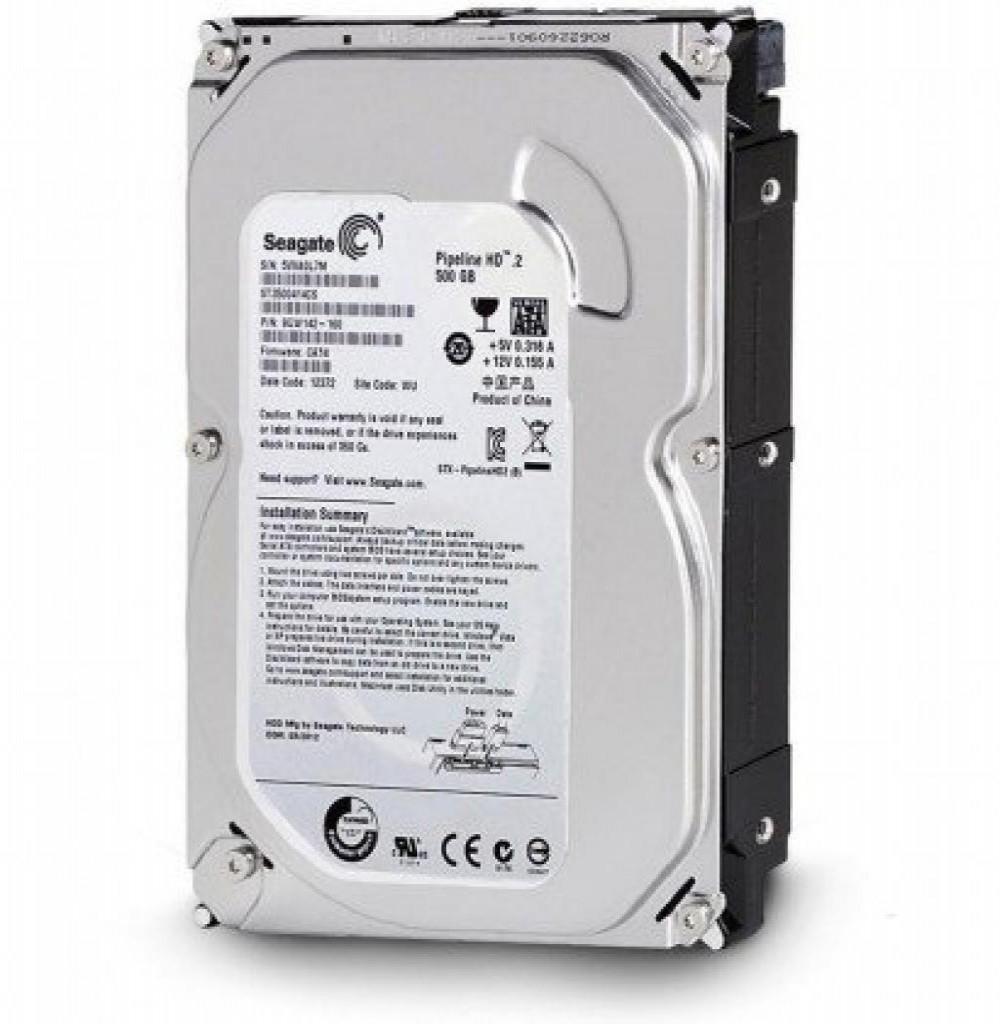 HD SATA2  500GB Seagate 5900 Pull
