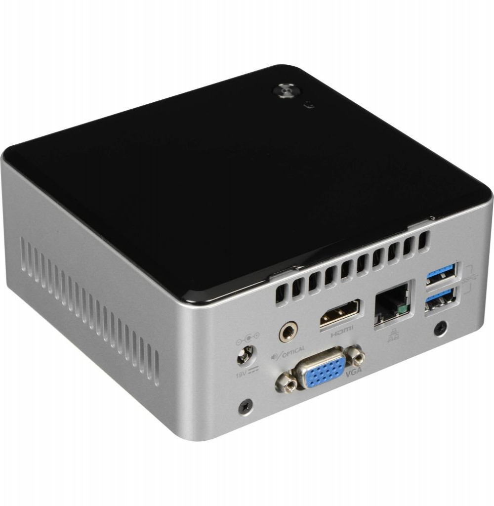 Mini PC Nuc Kit Intel Pentium N3700/DDR3L NUC5PPYH