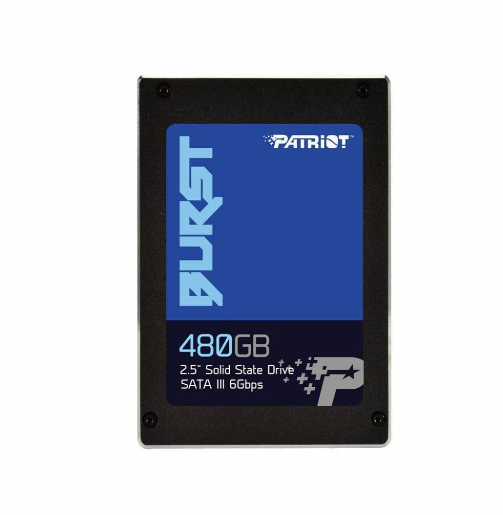 "HD SSD SATA3 480GB 2.5"" Patriot"