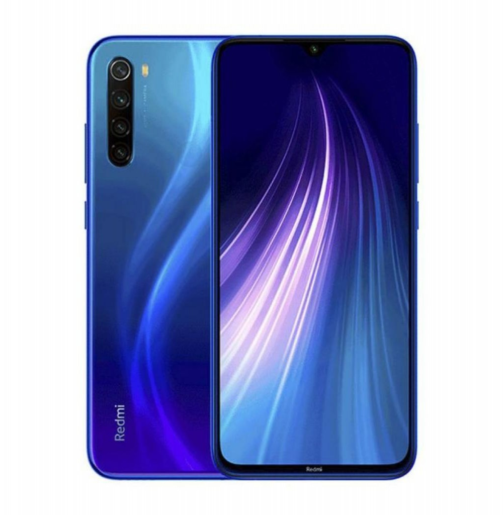 Celular Xiaomi Redmi Note 8 64GB Azul Global