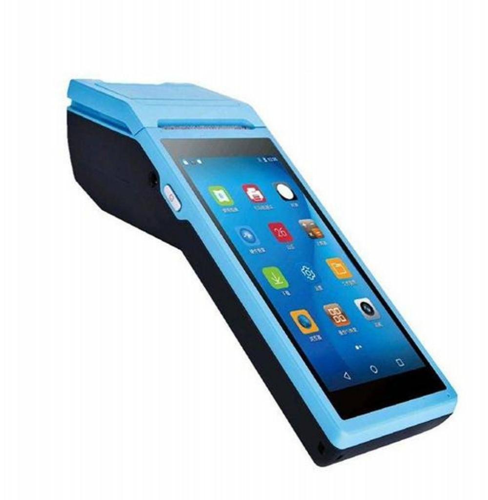 Impressora Go Link GL-V1 Térmica Bluetooth Azul Bivolt