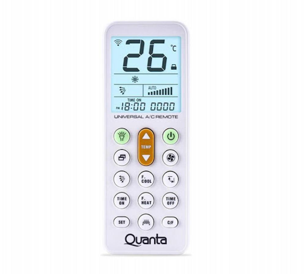 Controle Universal Para Ar Condicionado Quanta EAC3010