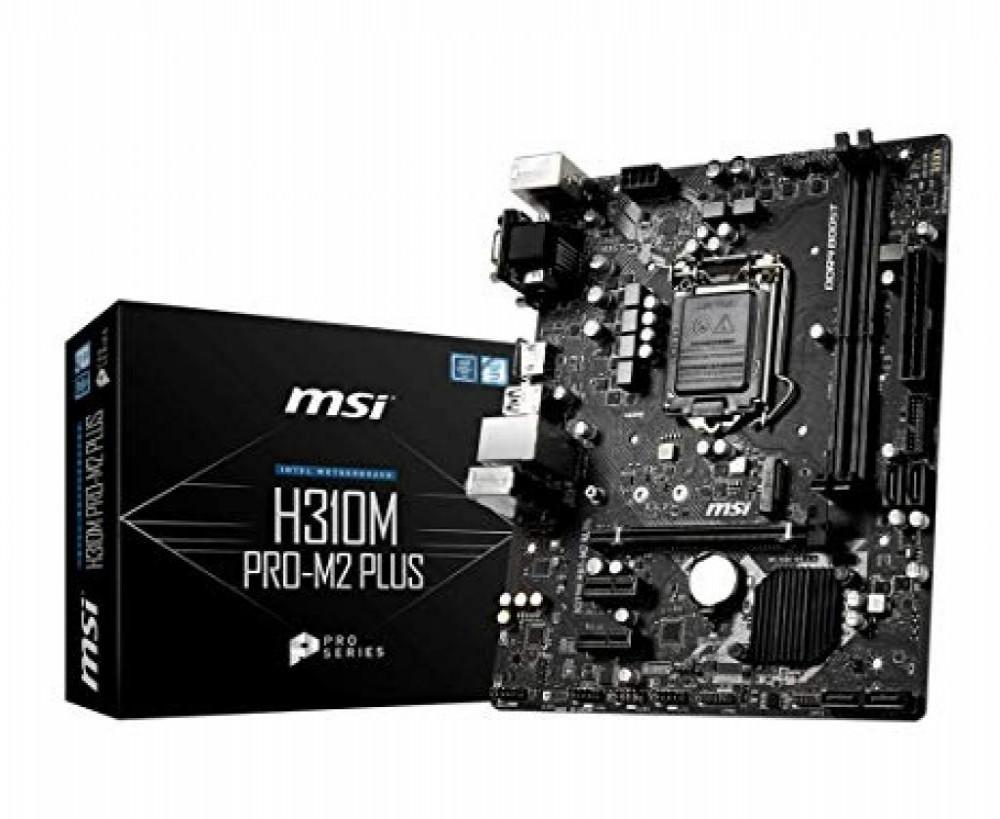 Placa-Mãe Intel (1151) MSI H310M Pro-M2 Plus