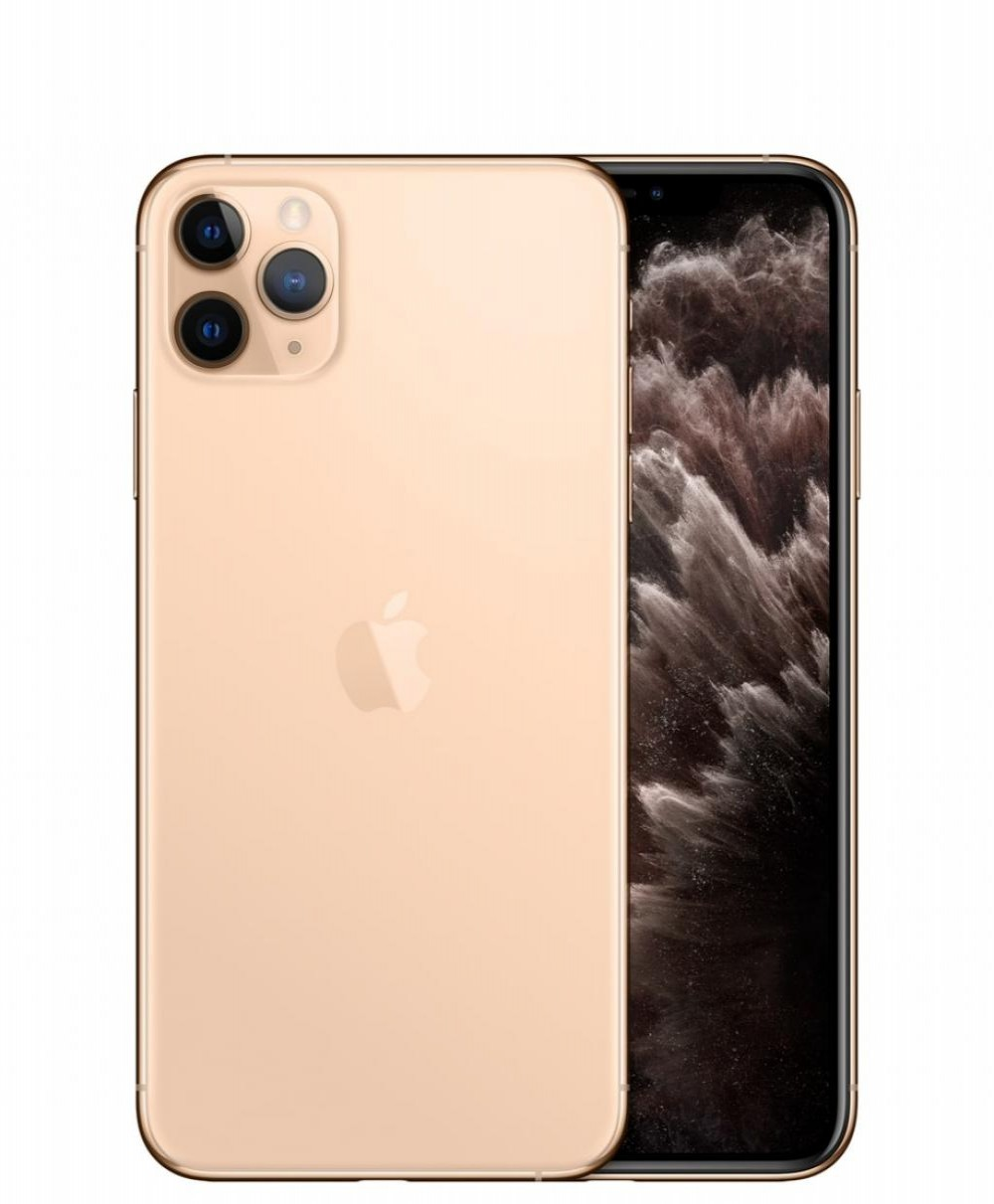 Celular Apple Iphone 11 Pro Max 256GB A2218 Gold BZ
