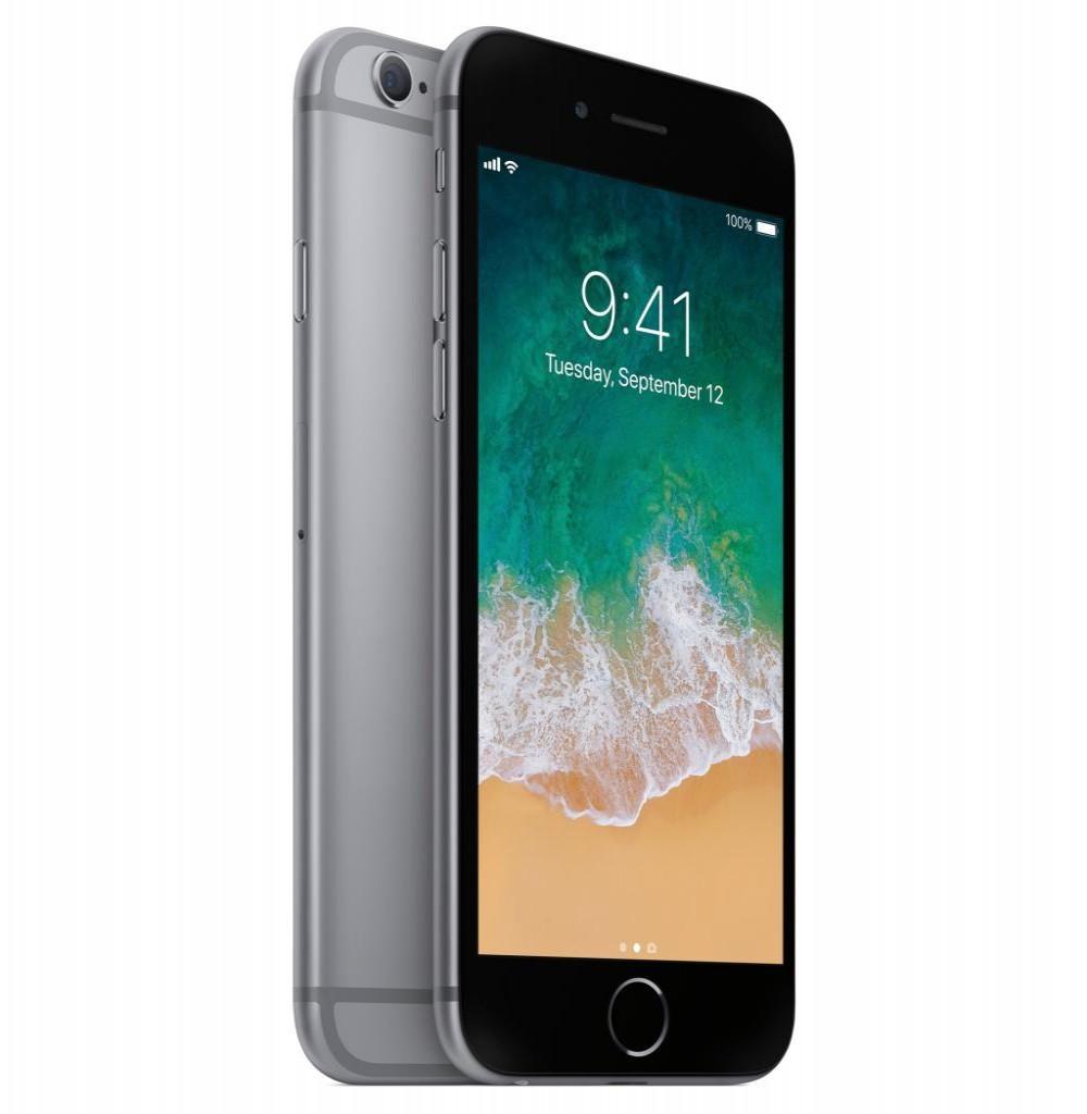 "Apple iPhone 6S A1688 32GB Tela Retina 4.7"" 12MP/5MP iOS - Cinza Espacial"
