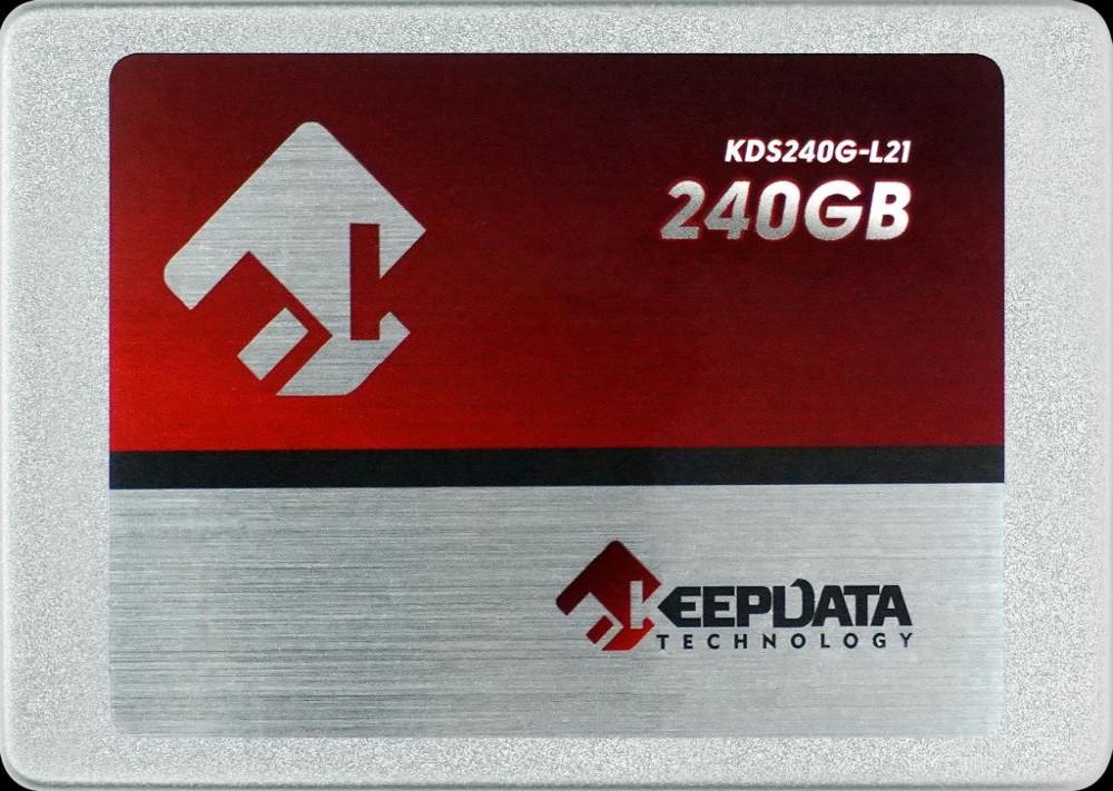 """HD  KeepData KDS240G-L21 240GB 2.5"""" SSD SATA3"""