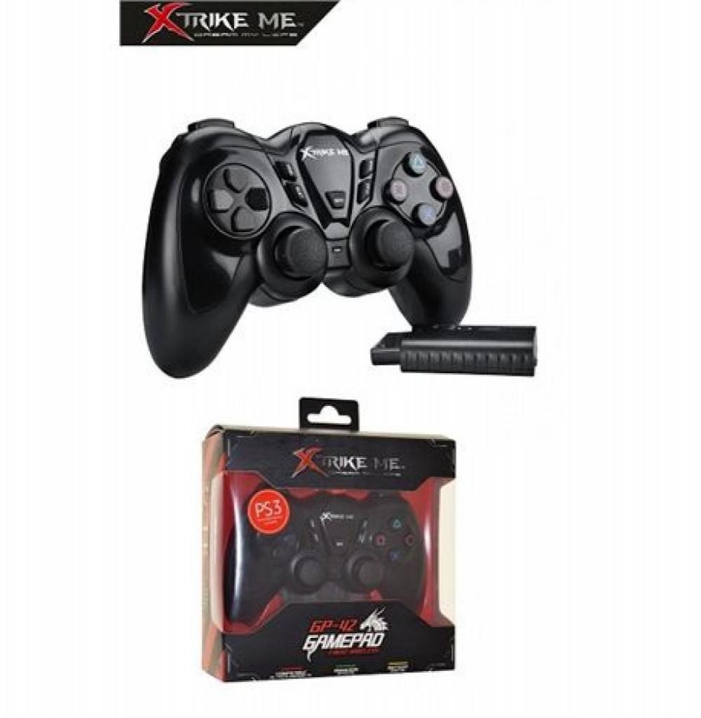 Joystick Xtrike GP-42 Sem Fio PS2/PS3/PC/ANDROID