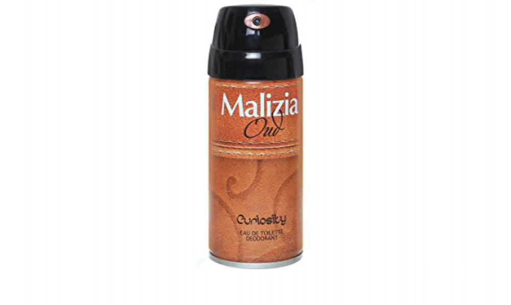 Desodorante Malizia Oud Curiosity 150 ML