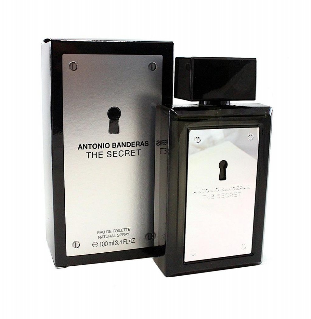 Perfume Antonio Banderas The Secret Eau de Toilette Masculino 100 ml